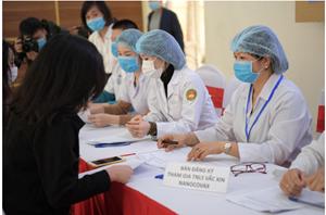 [VIDEO] Khởi động dự án thử nghiệm lâm sàng vaccine phòng Covid-19 của Việt Nam giai đoạn 1