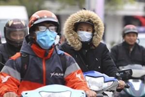 Hà Nội và các tỉnh Bắc Bộ chuyển rét 'cắt da cắt thịt' từ đêm nay