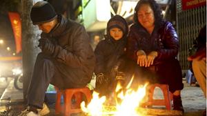 31/12, miền Bắc rét đậm, người dân lưu ý việc sưởi ấm an toàn