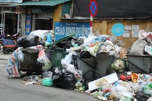 Xung quanh việc thu gom, xử lý rác thải tại Hà Nội: Công ty Minh Quân dính nhiều lùm xùm