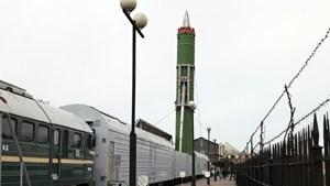 Nga có thể 'hồi sinh' đoàn tàu hạt nhân 'tử thần' Barguzin