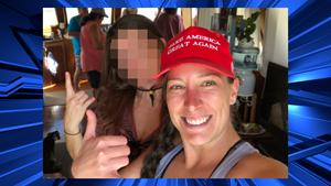 Người phụ nữ bị bắn chết trong điện Capitol là ai?