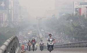 Chủ động ứng phó ô nhiễm không khí