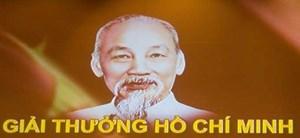 Lấy ý kiến về Giải thưởng Hồ Chí Minh