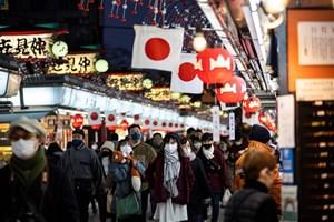 Nhật Bản hạn chế tối đa người nước ngoài nhập cảnh