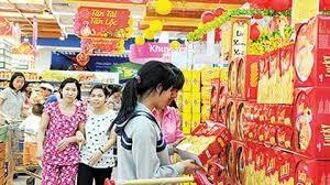 TP Hồ Chí Minh: Hàng đặc sản phục vụ Tết ít, giá tăng