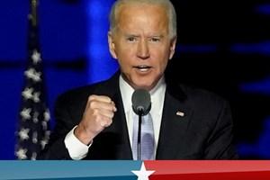 Thông điệp hàn gắn để 'đưa nước Mỹ trở lại' sẽ xuyên suốt diễn văn nhậm chức của Joe Biden