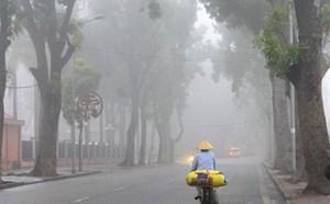 Bắc Bộ tiếp tục có mưa phùn kèm sương mù