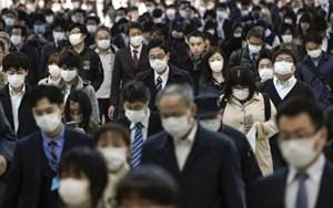 Nhật Bản tăng ngân sách cho phòng chống Covid-19