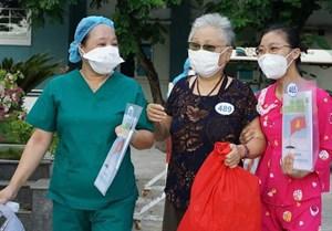 Thầy thuốc Đà Nẵng sẵn sàng 'Bắc tiến' chống dịch Covid-19