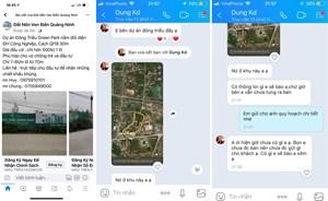 Cảnh giác với tin đồn thất thiệt dự án 'ma' phân lô, bán nền trên mạng xã hội