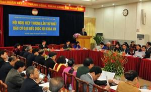 Hội nghị Hiệp thương lần thứ Nhất bầu cử ĐBQH khóa XV