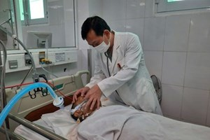 Cứu kịp thời bệnh nhân bị đâm thủng tim