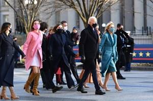 Ông Biden cam kết không để người nhà tham gia chính quyền
