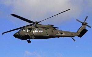 Rơi trực thăng Vệ binh Quốc gia Mỹ, 3 phi công thiệt mạng