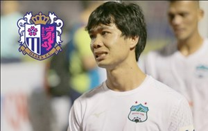 Sau Văn Lâm, CLB Cerezo Osaka muốn chiêu mộ Công Phượng?