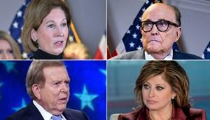 Luật sư của ông Trump và Fox News bị kiện bồi thường 2,7 tỷ USD
