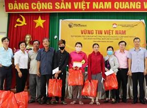 MTTQ Việt Nam tỉnh Kiên Giang: Các phong trào, cuộc vận động hướng mạnh về cơ sở