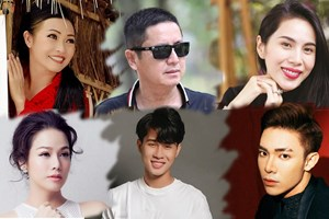 Điểm danh sao Việt tuổi Sửu: Tài năng nức tiếng nhưng không thiếu lùm xùm