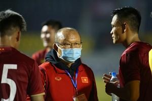Bóng đá Việt Nam và những mục tiêu trong năm 2021