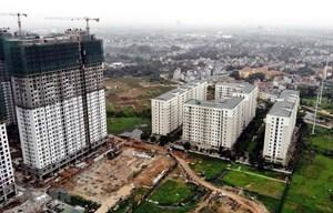 Đến năm 2025, Hà Nội sẽ xây khoảng 7,2 triệu m2 sàn nhà ở xã hội