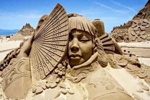 Những kiệt tác trên cát tuyệt vời đến khó tin