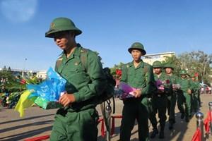 Công dân Hà Nội được xét nghiệm SARS-CoV-2 trước khi nhập ngũ