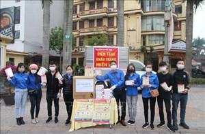 Bắc Ninh: Phát hơn 19 nghìn khẩu trang cho hộ nghèo