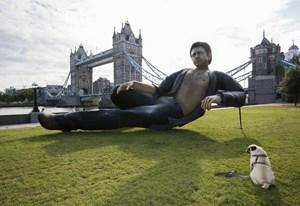 Những bức tượng kỳ lạ và tuyệt vời ở Vương quốc Anh