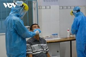 2.146 trường hợp từ vùng dịch về Thanh Hóa âm tính với SARS-CoV-2