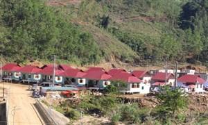 Quảng Nam: Rừng xanh, mái ngói đỏ, cuộc sống dần hồi sinh ở vùng sạt lở