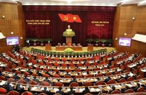 Hội nghị TW 2: Sớm kiện toàn các chức danh lãnh đạo cơ quan nhà nước