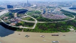 Chuẩn bị đấu giá 18 lô đất tại Khu đô thị mới Thủ Thiêm