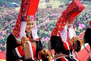 'Sắc màu các dân tộc Việt Nam'