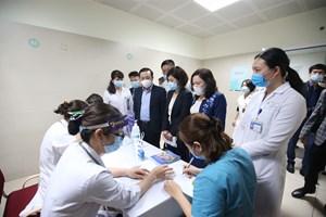 Hà Nội tiêm chủng vaccine ngừa Covid-19