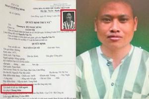 Lâm Đồng: Truy nã phạm nhân bỏ trốn khỏi trại giam