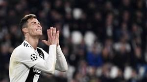 Juventus chưa có ý định gia hạn hợp đồng với Ronaldo