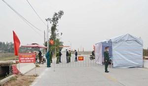 Lịch trình bệnh nhân tái dương tính từ Chí Linh về Đông Triều