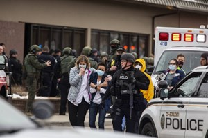 Xả súng tại Mỹ, ít nhất 6 người chết