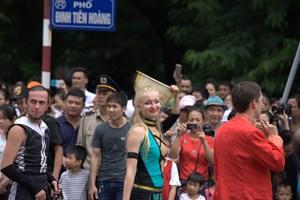 Hơn 48 nghìn khách quốc tế đến Việt Nam trong quý I