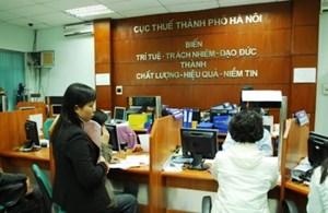 Hà Nội: Hơn 115.000 hồ sơ quyết toán thuế thu nhập cá nhân qua mạng