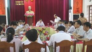 [BẢN TIN MẶT TRẬN] Ông Ngô Sách Thực kiểm tra công tác bầu cử tại Nghệ An