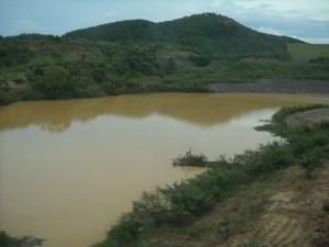 Lâm Đồng: Sông Đa Nhim bị đổi màu do khai thác cát
