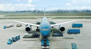 Chờ mở lại đường bay quốc tế