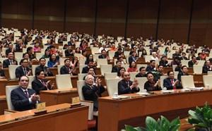 Kỳ họp cuối cùng của Quốc hội khóa XIV: Kiện toàn nhân sự, bước chuyển giao quan trọng