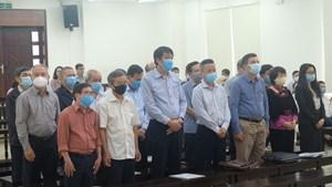 Tiếp tục Xét xử vụ án tại Công ty Gang thép Thái Nguyên: Nguyên Tổng Giám đốc TISCO bị đề nghị từ 10-11 năm tù