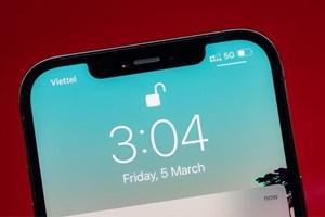 Người dùng iPhone 12 đã có thể sử dụng 5G tại Việt Nam