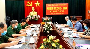 UBKT Quân ủy Trung ương đề nghị thi hành kỷ luật Đảng, kỷ luật quân đội