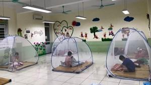Hỗ trợ khẩn cấp cho trẻ em trong đại dịch