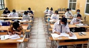 Vĩnh Phúc chia ca ôn tập cho học sinh lớp 12